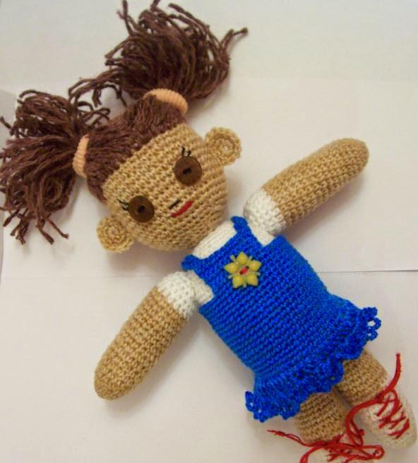 вязание кукла игрушка на заказ
