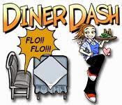 เกมส์ Diner Dash