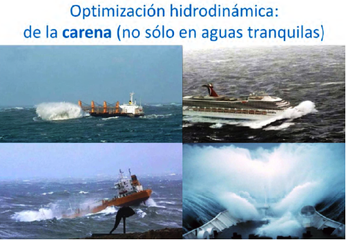 Optimizacin hidrodinmica de la carena