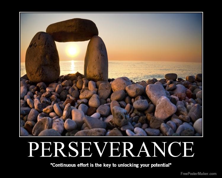 perseverance quotes quotesgram