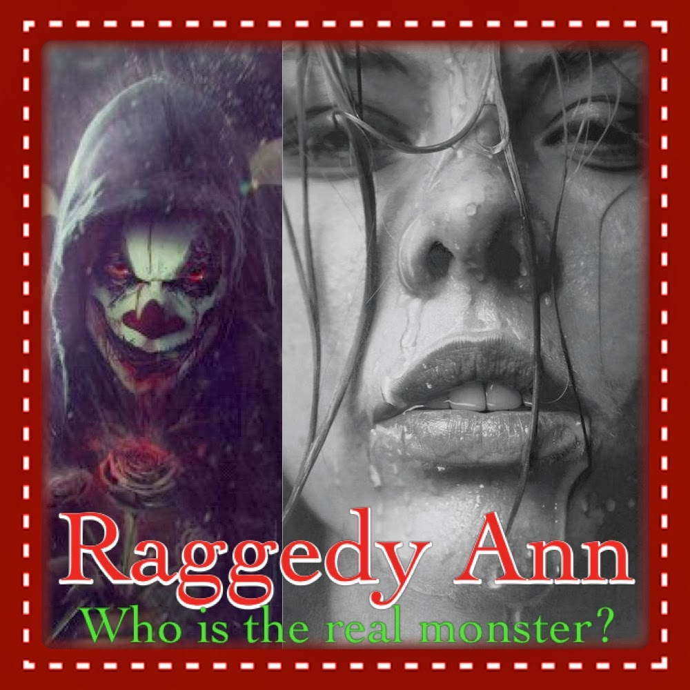 My second book in the works, Raggedy Ann.
