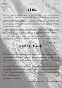 "Revista Literaria ""Mal de Ojo"""
