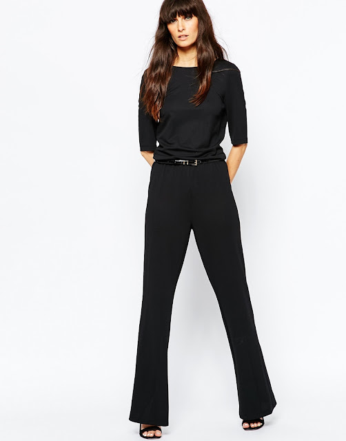 v back jumpsuit,