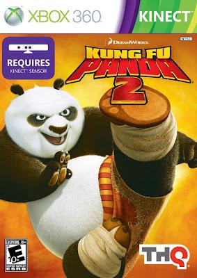 Kung Fu Panda 2: Il videogioco Xbox 360