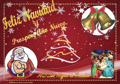 tarjetas,postales e imagenes de navidad para descargar e imprimir - felicitaciones de navidad 2013