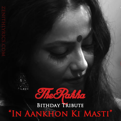 In Aankhon Ki Masti (Cover) - Soujanya Madabhushi
