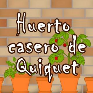 Huerto casero de Quiquet