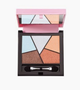 graphic eyeshadow palette pupa