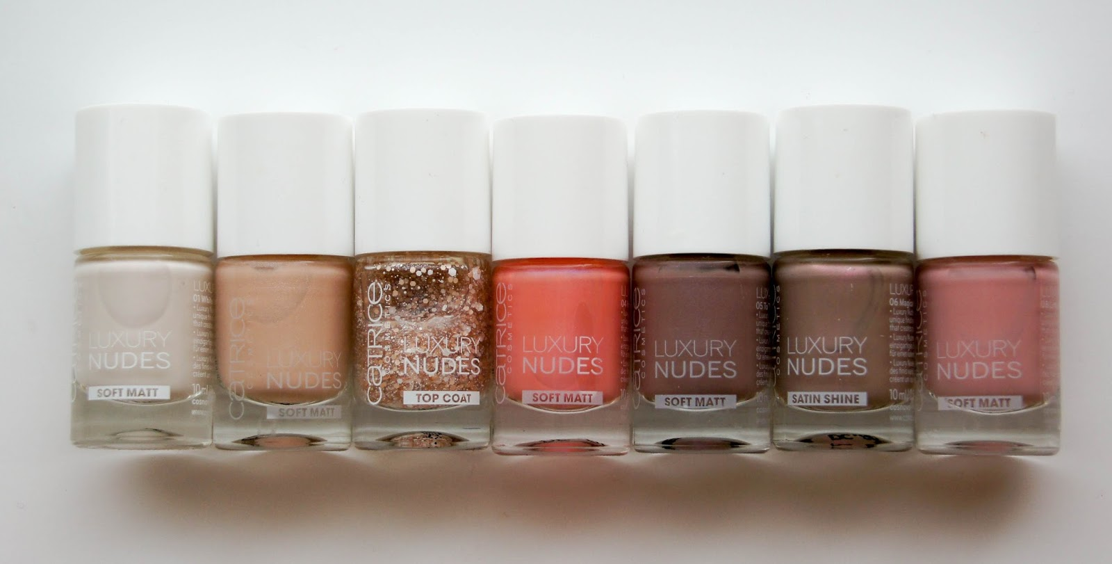 Catrice Luxury Nudes collection | Wrinkles And Heels