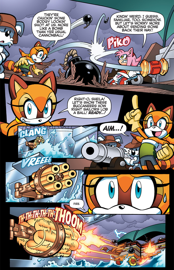 Archie Sonic Universe Issue 55   Sonic News Network   Fandom ...