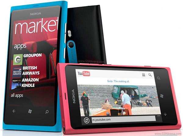 価格と仕様Nokia Lumia 800