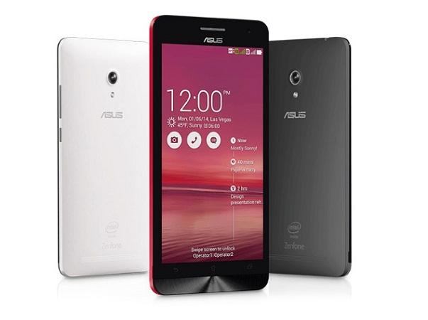 Asus Zenfone 5 - Comparison