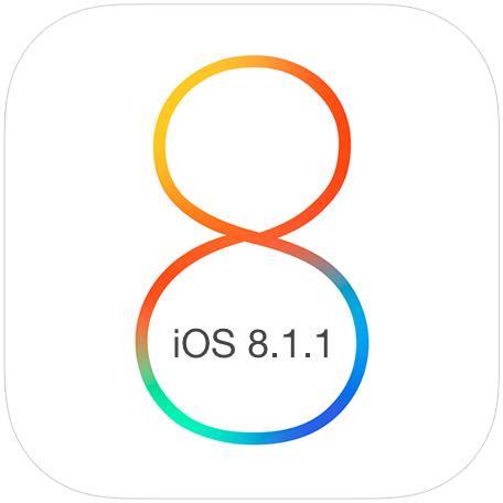 Apple phát hành iOS 8.1.1 cho iPhone, iPad, iPod cảm ứng