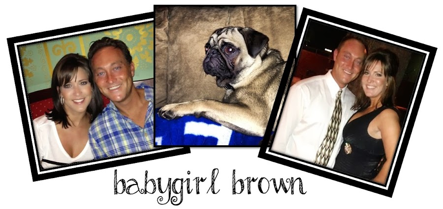 Babygirl Brown Originals