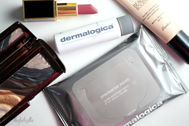 #DoubleCleanse , Dermalogica PreCleanse Wipes, Dermalogica PreCleanse Oil, How to remove makeup