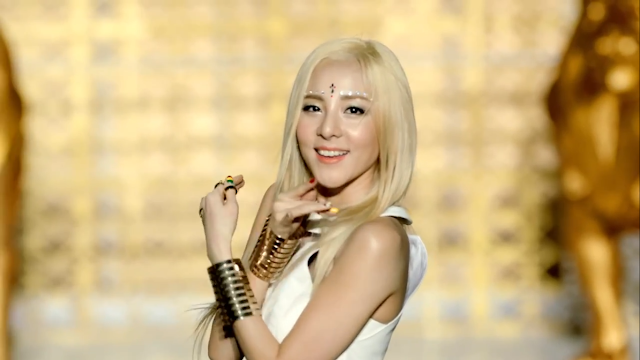 Image of 2NE1 Sandara Park Falling In Love - pinknomenal.blogspot.com