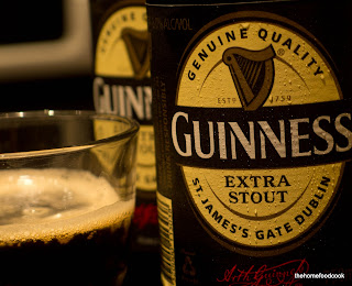 thehomefoodcook - just guinness
