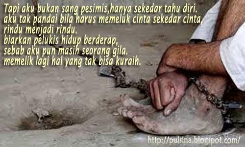 Puisi SEORANG GILA by Sky Shucaya