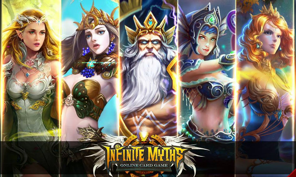 Infinite Myths Gameplay Android