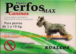 PIPETA PERFOS MAX PARA PERROS