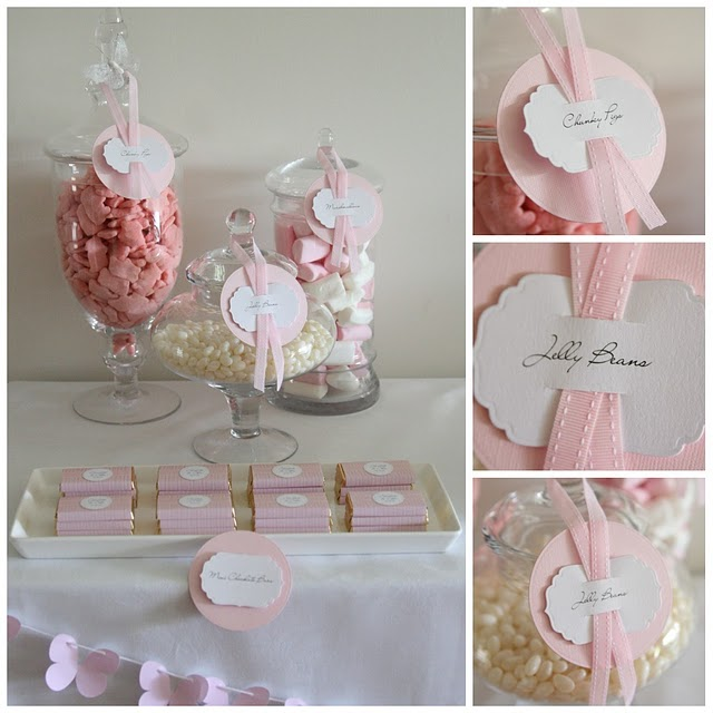 Christening table decorations on pinterest baptism for Baby dedication decoration