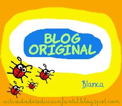 Mi 16º premio, Blog original
