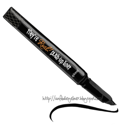 Push-up Liner Benefit Make up Illustration