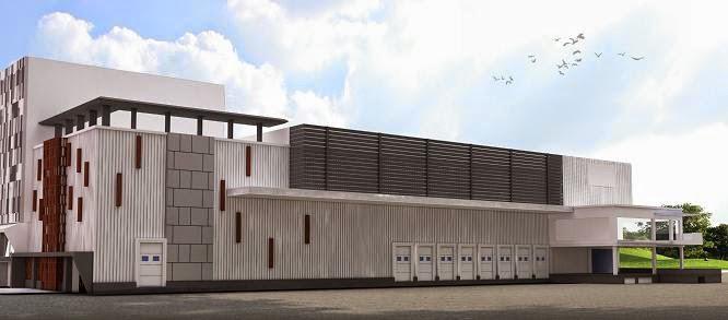 JASA DESAIN AUTOCAD SOLIDWORKS 3DMAX: Desain 3D Exterior