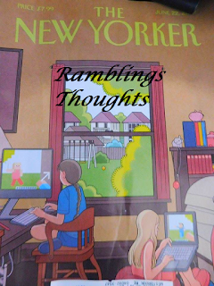 Ramblings Thoughts, Free, Mail, Coupons, Samples, Products, Magazines, The New Yorker