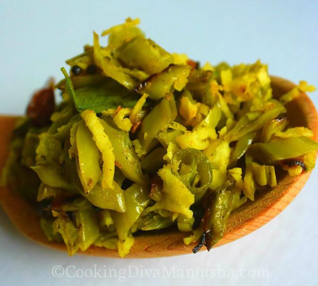 kottavara-beans-thoran
