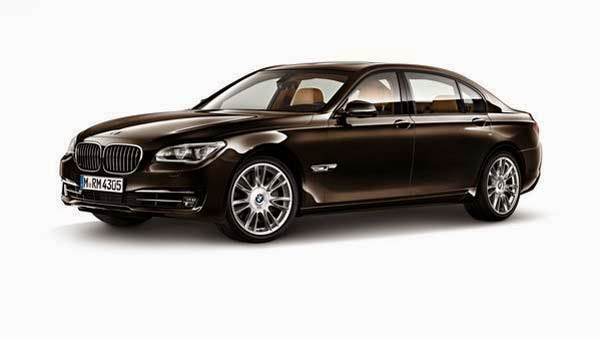 2014 BMW 7 Series Individual Final Edition