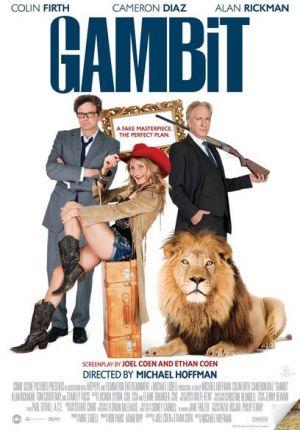 sinopsis film gambit