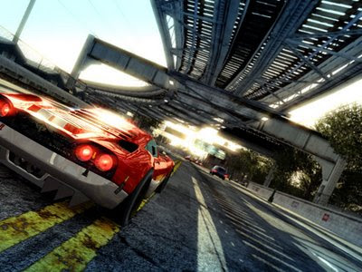 burnout paradise crack only