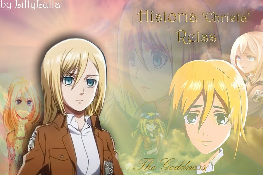 Christa Reiss fanart
