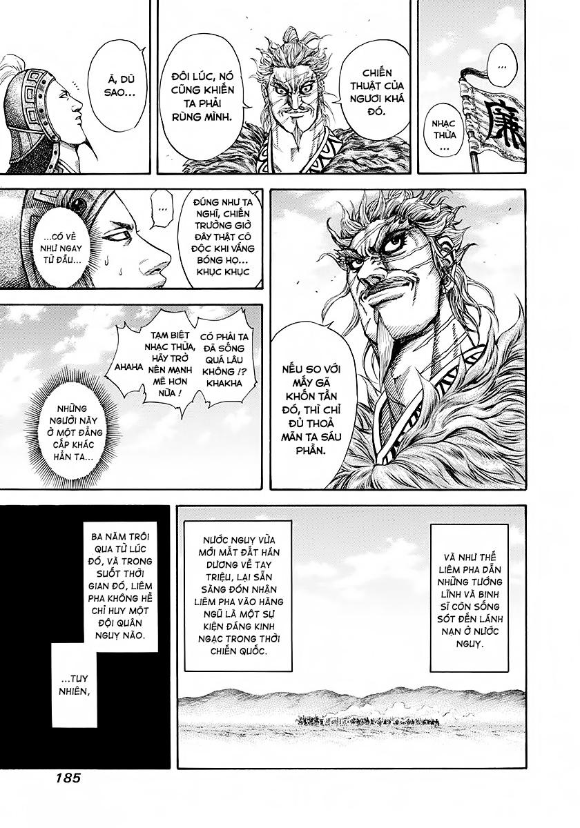 Kingdom - Vương Giả Thiên Hạ Chapter 194 page 15 - IZTruyenTranh.com