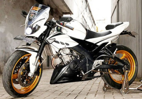 Foto Modifikasi Yamaha R15