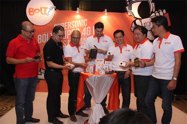 BOLT! Super 4G LTE Kini Hadir di Kota Medan