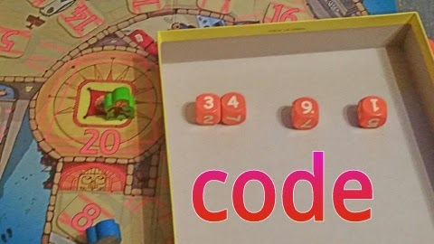 Secret Code 13+4 game sample 2