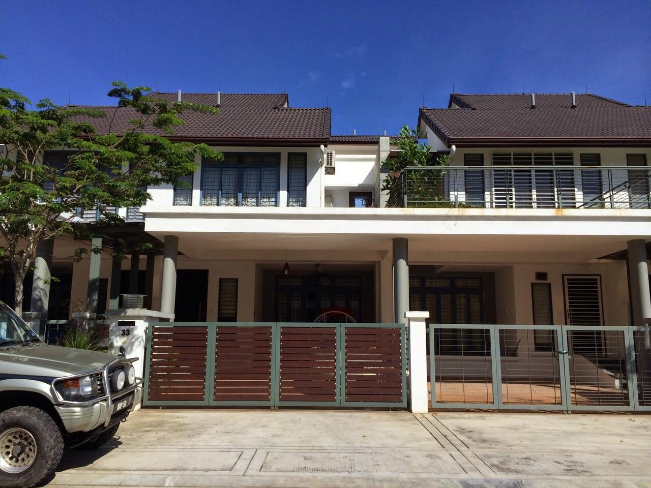 2 Storey Terrace Freehold Denai Alam Seksyen U16 for SALE