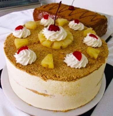 Torta Brasileña