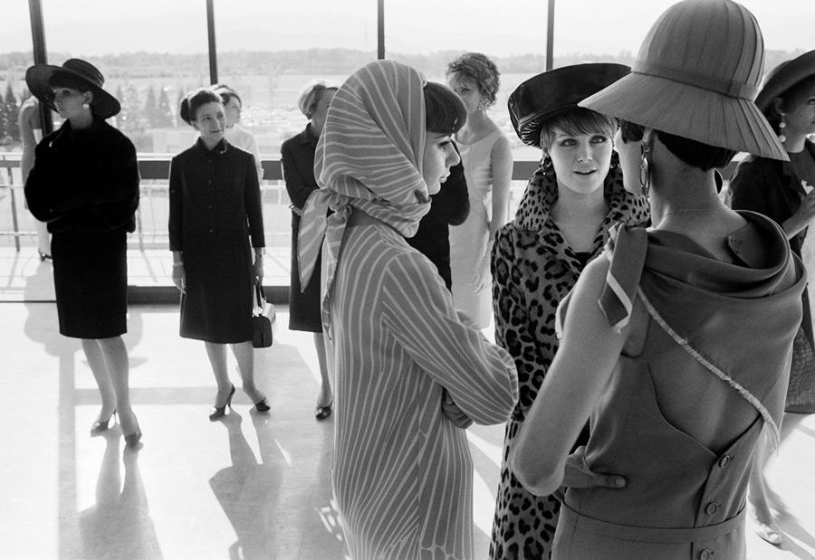 Tempora 2 0 concept storia della moda italiana for Storia della moda anni 50