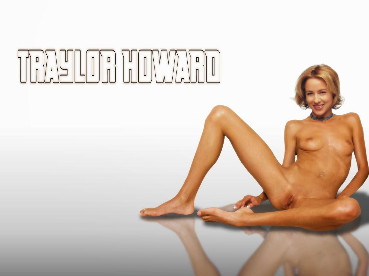 traylor howard naked