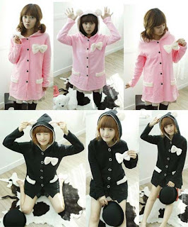 Ribbon Coat
