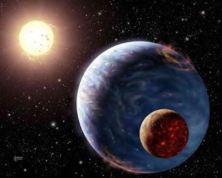 Descubren otro planeta como la Tierra a «solo» 36 años luz de distancia