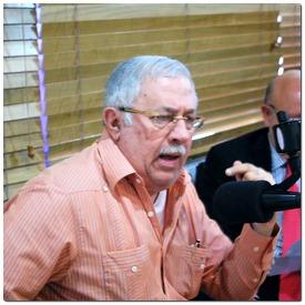Ni Álvaro Arvelo se salva de las críticas de la DIAPE