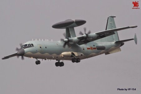 KJ-500 AEW&C is performance equal to KJ-2000