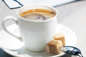 Koffie lungo