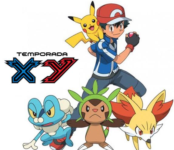 Pokémon - Temporada 17 - Español Latino [Ver Online] [ Descargar]