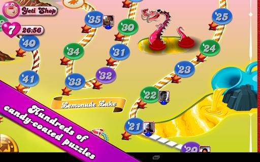 Candy Crush Saga App