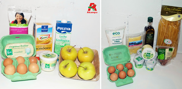Productos eco Alcampo